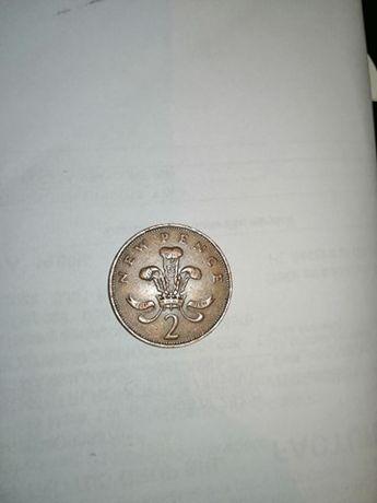 Vand moneda foarte veche 1971