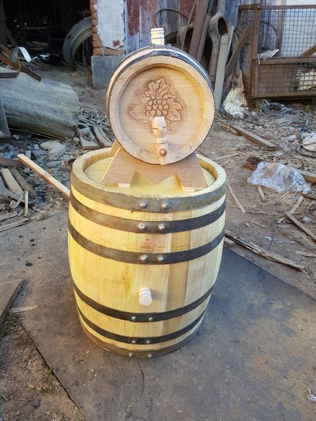 Butoaie din lemn