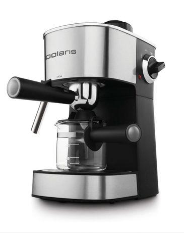 Продам кофеварку POLARIS PCM 4008AL в отличном состоянии