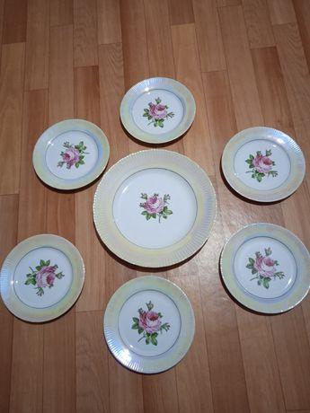 Немецкий набор тарелок