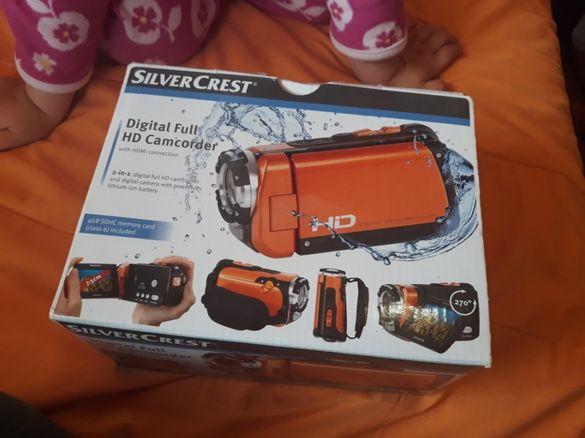 Цифрова водонепроницаема видеокамера