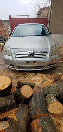 Dezmembrez Toyota Avensis 2.0 diesel an 2006