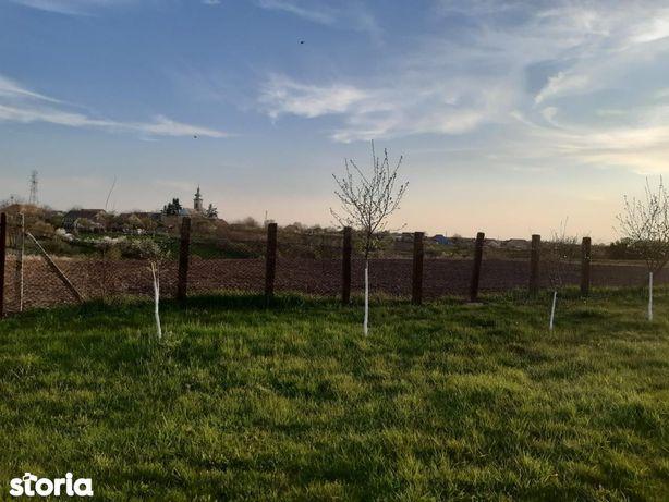 Seceani - teren intravilan - Investitie - Construibil 4576mp