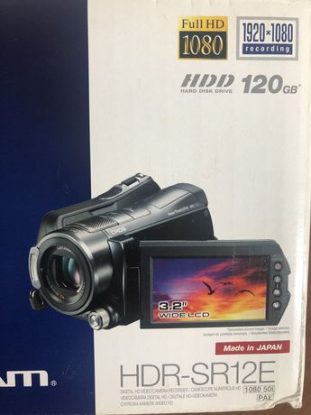 Продам видиокамеру sony ..Характеристики  камеры на фото .