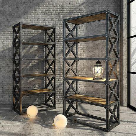 Лофт мебели на заказ. Стелаж, Прихожая, столы, Барный стол, консоль