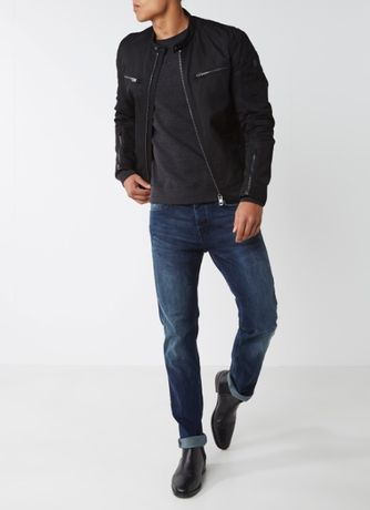 Hugo Boss Orange MOTO JACKET Primaloft пролетно яке размер 54