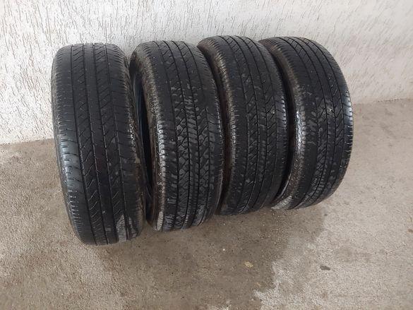 Гуми Dunlop sport maxx 215/60 r17.