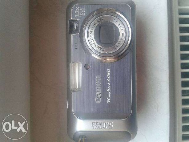 canon a450
