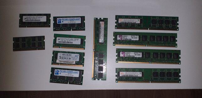 Procesor, Modul wifi si Ram ddr2