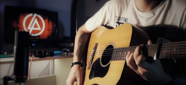 Курсы по гитаре Fingerstyle