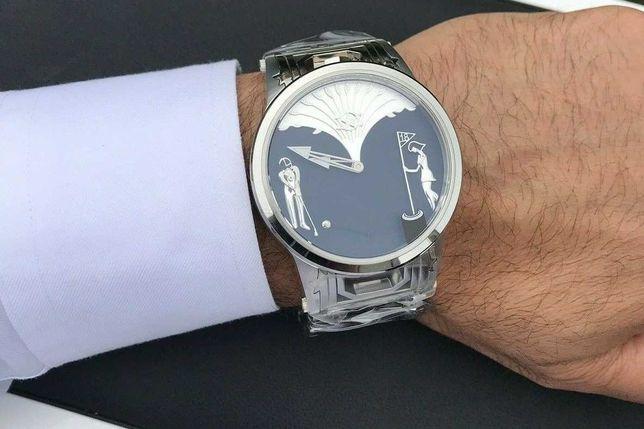 Часы мужские, часы Швейцарские, Golf-watch, наручные часы