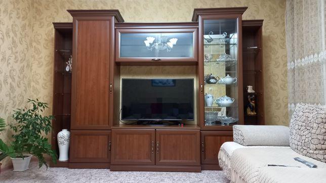 Гостинная мебель -  Стенка - Горка
