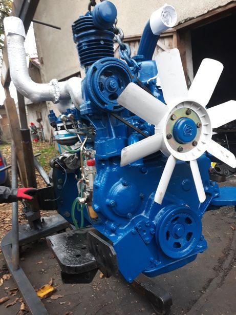Motor u 650 TELEMAC