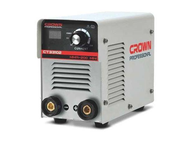 Сварочный аппарат MINI CROWN CT33102. ОРИГИНАЛ. + Доставка