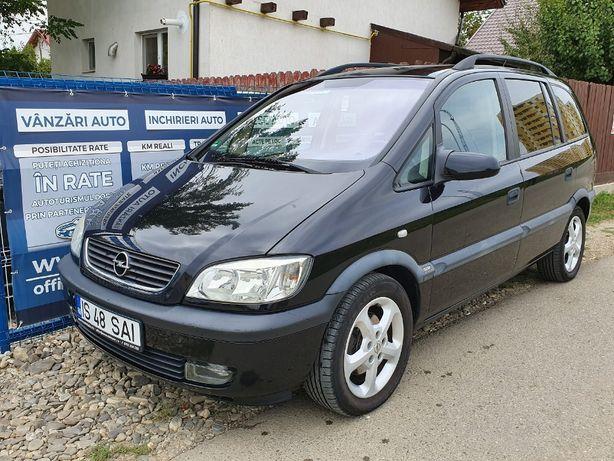Inchiriez autoturism 7 locuri / Opel Zafira / Rent a car