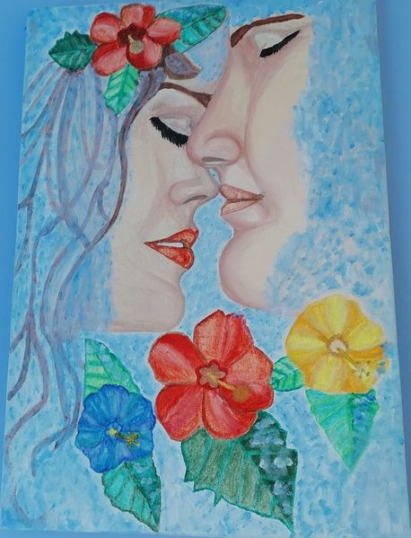 Рисуване на икони на дърво и на платно на картини и детски рисунки гр. Перник - image 1