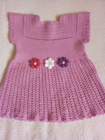 Плетива за деца на една кука