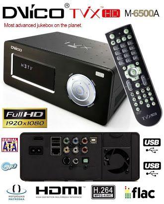 Player DVico TVix HD M-6500A