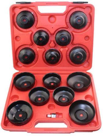 Комплект за смяна на маслени филтри - 15 части, немски - професионален