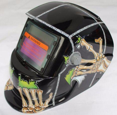Соларна маска за заваряване - Автоматична- Skeleton - регулиране на за