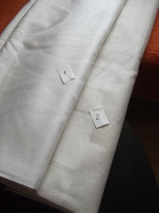 Платове за перде, лен от 80-те, корниз