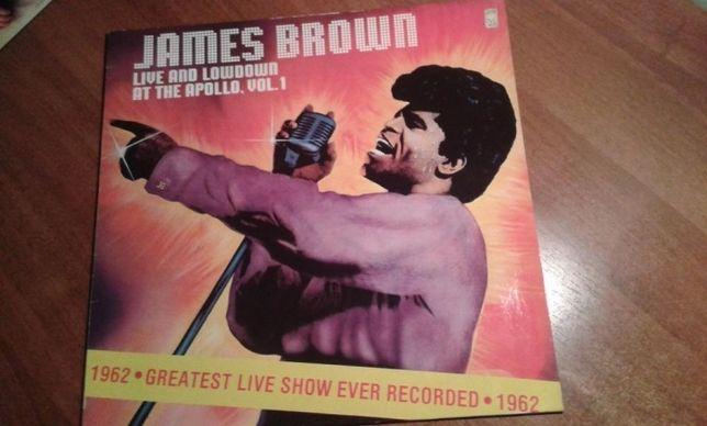 James Brown ! + alte Titluri , discuri vinil!
