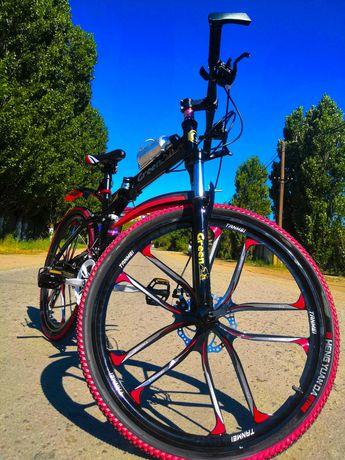 СТИЛЬНО! Складные Велосипеды на Литых Дисках, Велики на Титане