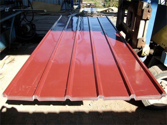 Покривна пластифицирана ламарина ТР20х222-1110