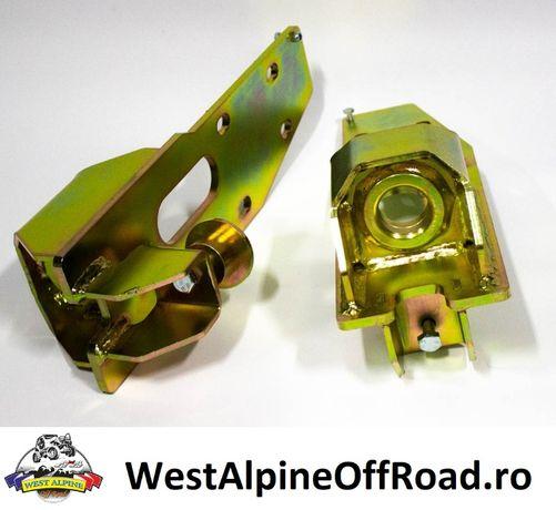 Dropbox Nissan PATROL Y60, Y61, GU4 - Off Road - Drop Box Patrol