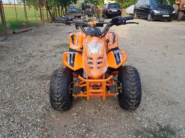 "ATV 125 cc, KXD 001 ""7, nou import Germania."