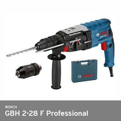 Перфоратор BOSCH GBH 2-28 Professional, 880W, SDS-plus, 3.2J професион