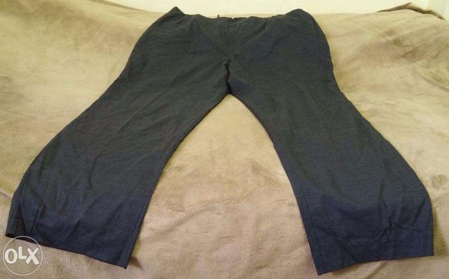 Pantaloni stofa dama masura 52 XL (22 us)
