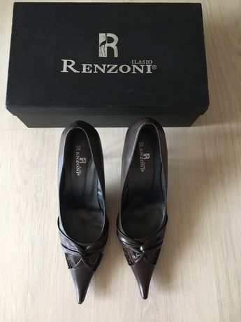 Vand pantofi stileto(37) Renzoni.