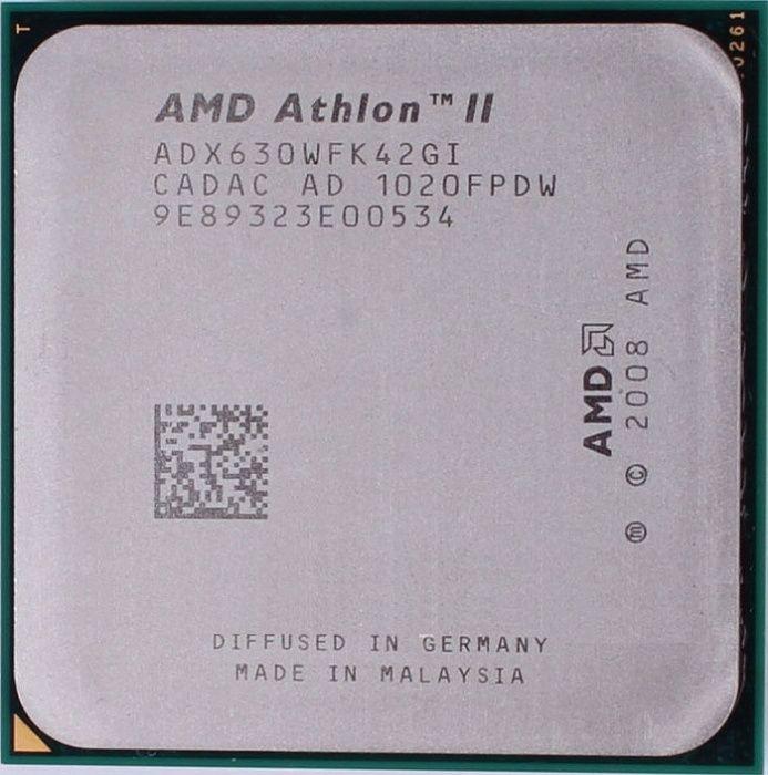 AMD Athlon II X4 630 /2.8GHz/