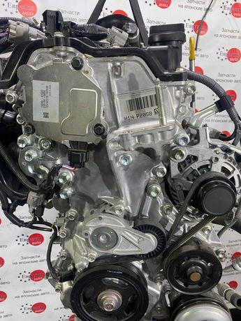 Двигатель новый 1NR-FE Toyota Corolla 2019 Королла из Японии. Кредит