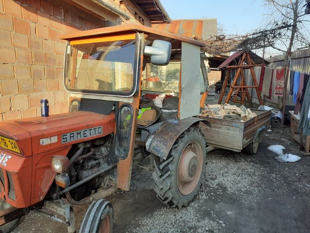 Vind tractor.SAME