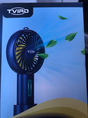 Handheld fan ventilator