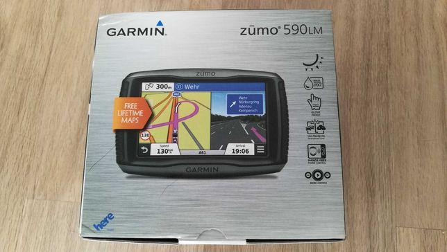 GPS,Navigatie moto, Garmin Zumo 590 LM nou