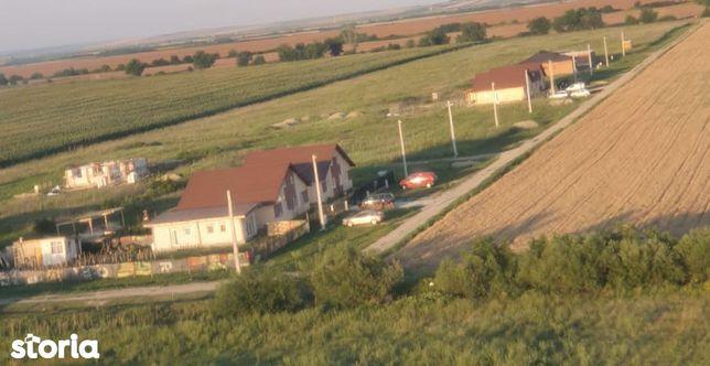Schimb casa in Sanandrei cu teren arabil