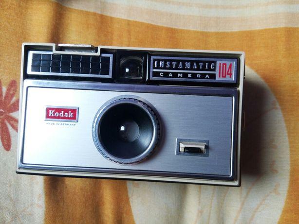 Aparat foto Kodak Instamatic 104 made in Germany