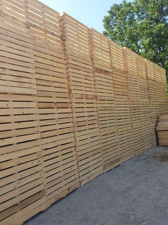 Boxpaleți lemn noi