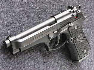 Pistol Airsoft Beretta/TAURUS Putere MAXIMA 4,4J Full Metal S.L