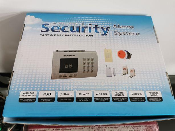 Alarma Wireless cu telecomanda