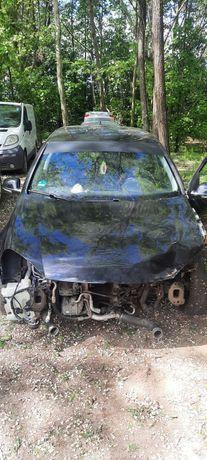 Dezmembrez VW Golf 5 negru 1.4 TSI 170cp cod motor BLG, cod cutie JAU