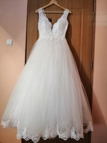 """Vand rochie de mireasă """"tip prințesă"""""""
