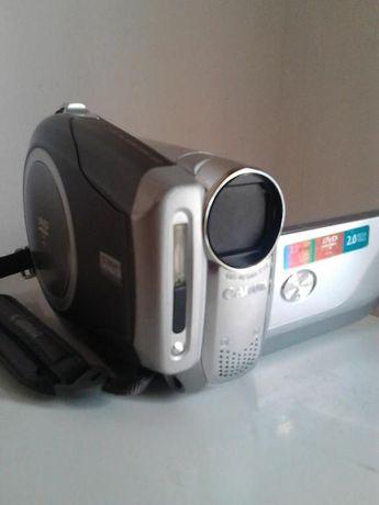 Видеокамера Canon с диск