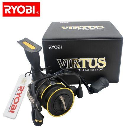 НОВО Макара Ryobi Virtus 1000/2000/3000/4000/5000/6000/7000/8000