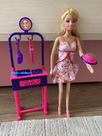 Set Barbie in bucatarie