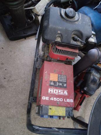 Generator curent turn iluminat