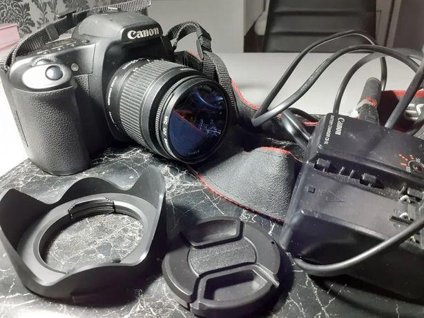 Aparat foto, Canon EOS 30D 8.2MP Digital SLR Camera+Stativ Canon EFS